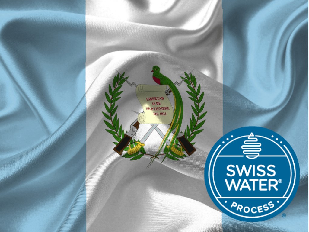 Guatemala Flag with SWP
